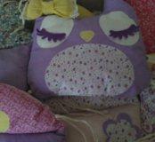 Борт для детской кроватки