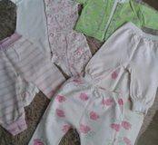 Одежда для дома малышке
