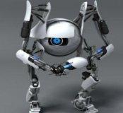 Робот, дроид, дрон, андроид на заказ