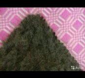 Оренбургский платок ручная вязка.Из Оренбурга
