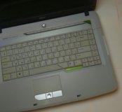 Ноутбук Acer Aspire 5520 (не включается)