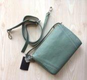 Кожаная сумка fabula (askent)