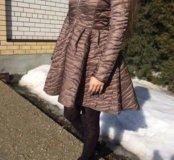 Куртка-пальто на весну