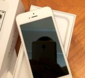 Iphone 5s 16gb silver, Оригинал