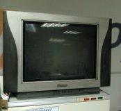 Телевизор EVGO с пультом