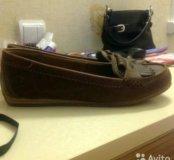 Timberland туфли ,макасины