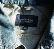 НОВАЯ классная джинсовая куртка