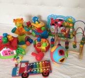 Фирменные игрушки развивающие