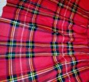 Юбка из Шотландии.новая.3-4-5(лет