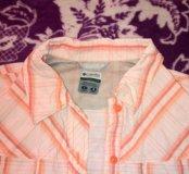 Рубашка женская, Columbia, р. L