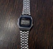 Часы Casio ретро
