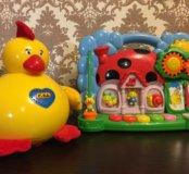 Продам две классные развивающие игрушки.