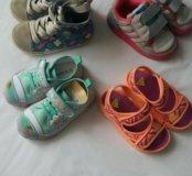 Обувь next adidas