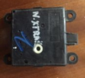 Датчик регулировки положения печки Nissan X-Trail