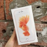 iPhone 6S 128 Гб новый