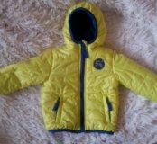 куртка baby go.осень-весна