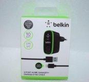 Новый адаптер 2.1A Belkin зарядка