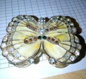 Шкатулка в виде бабочки