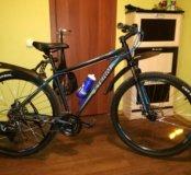 Велосипед новый классный!
