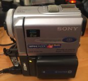 Видеокамера стерео Sony DCR-PC9E