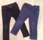 Джинцы и штаны 3-4 года