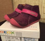 Ботинки Geox весенние для девочки, размер 20