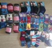 Колготки, носки на мальчика