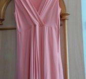 Шифоновое платье р44-48