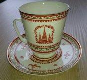 "Чайная пара ""Москва"""