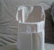 Детский ортопедический корсет на шнуровке