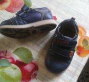 Ботинки детские .