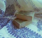 Очищающее мыло ручной работы