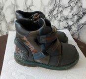 Обувь для мальчика-весна 24 размер.