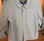 Рубашка рукав три четверти маркировка 86