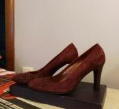 Туфли Handmade замша