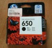 Продам картридж HP650