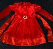 Платье и сарафаны 4-6 лет