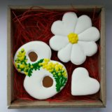 Имбирное печенье пряники