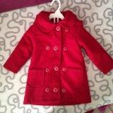 Детское пальто весна - осень 🍂