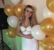 Платье для Греческой вечеринки