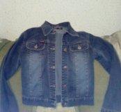 Джинсовая куртка и пальто