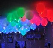 Гелевые светящиеся шарики
