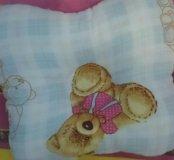 Подушка-бабочка ортопедическая