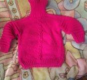 Продам свитер ручная работа