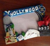 Рамка Hollywood новая фоторамка