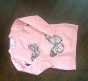 Красивый удлинённый свитер(туника)