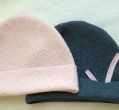 Новые шапочки(шерсть)