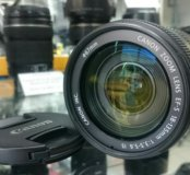 Canon 18-135 f3,5-4,5 is