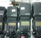 Вспышки Canon 430ex и 580ex