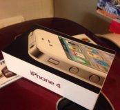 Коробка айфон4